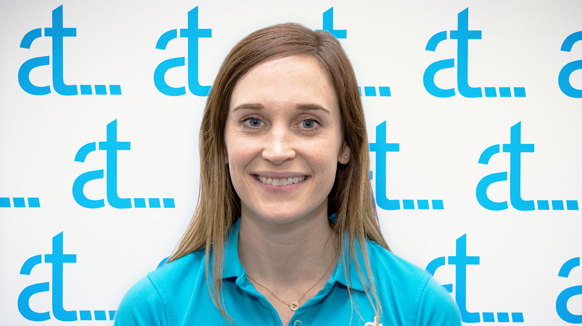 Physiotherapist Niamh Wynne