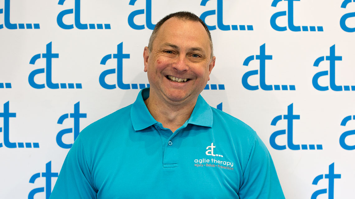 Gary Dickenson Sports Massage Therapist at Agile Therapy