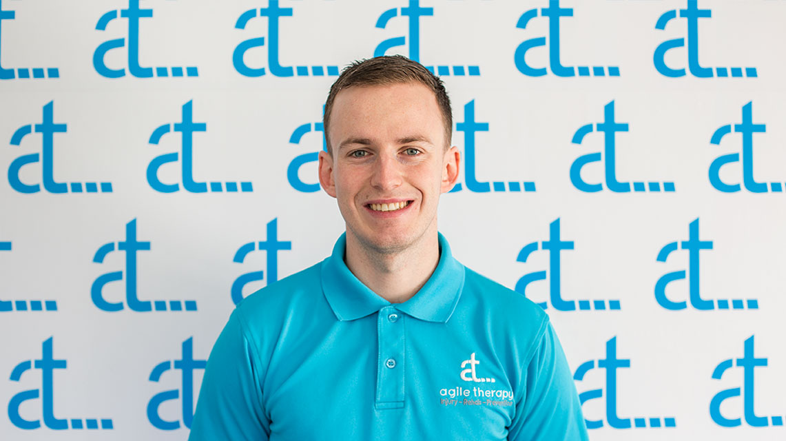 Meet our Sports Massage Therapist Connor Neeson